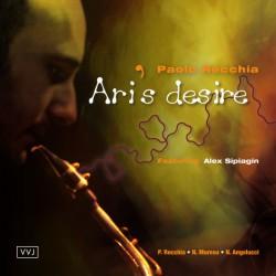 Ari's Desire Cover CD