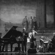guest with Andrea Pozza UK Connection Trio at Teatro Goldoni, Corinaldo 2014
