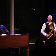 Jam with great special guest Joey De Francesco at Dizzy's Club, New York 2010