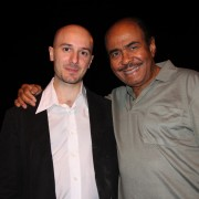 with Benny Golson at Altino Jazz 2010