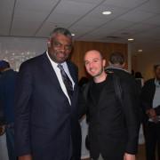 with Mulgrew Miller, New Yok 2010