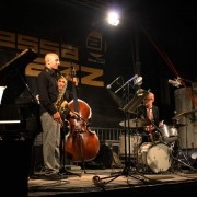 with Nicola Angelucci Quartet at Atessa in Jazz 2009