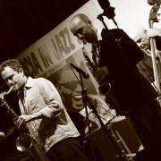 with Rick Margitza at Tuscia in Jazz 2010